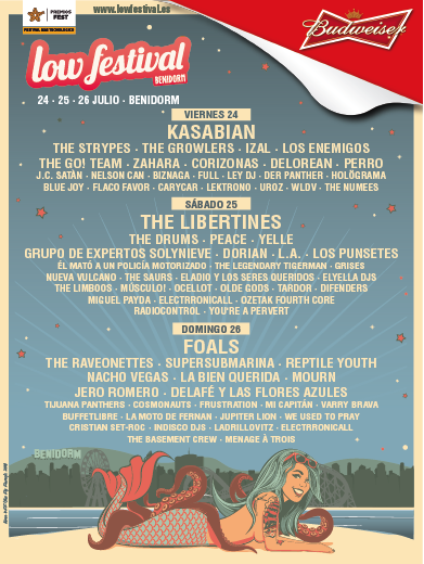 Low Festival 2015