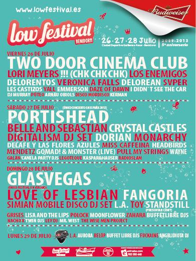 Low Festival 2013