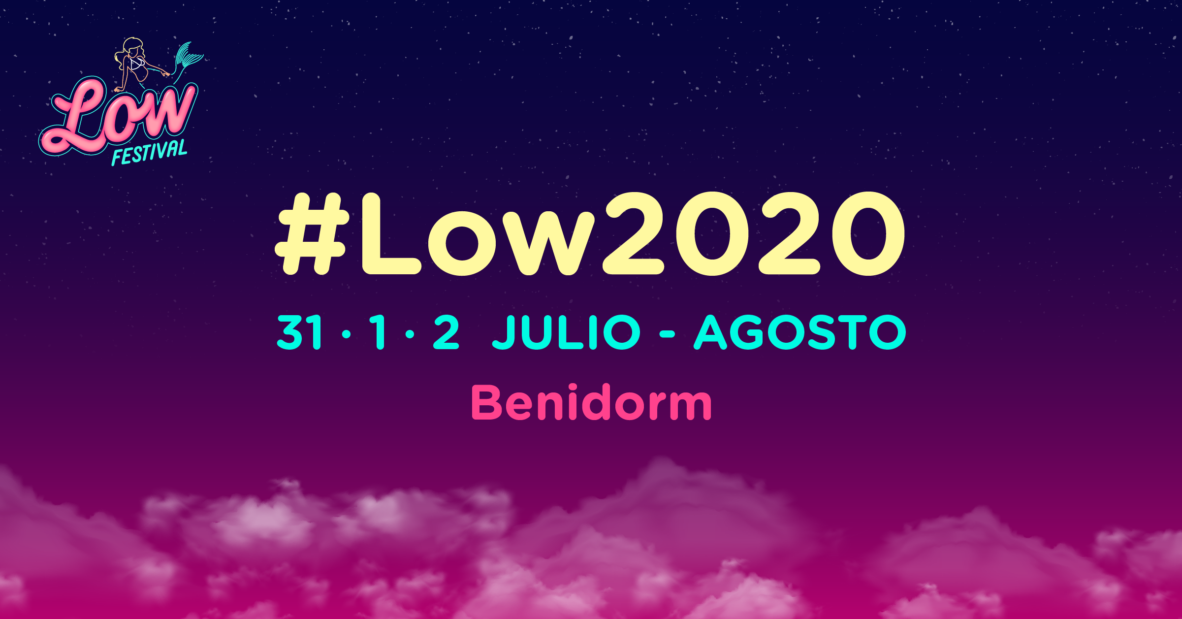 Que Pasa Festival 2020 FAQ   Low Festival 2020 | July 31 to August 2 in Benidorm